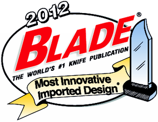 2012 Blade Most Innovative Imported Design