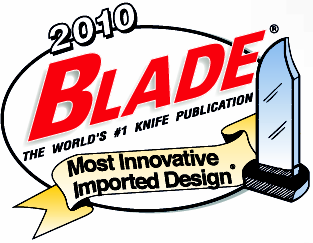 2010 Blade Most Innovative Imported Design